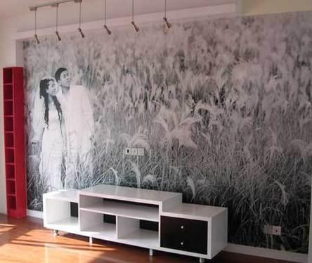 十全十美结婚潮 如何打造绝美背景墙
