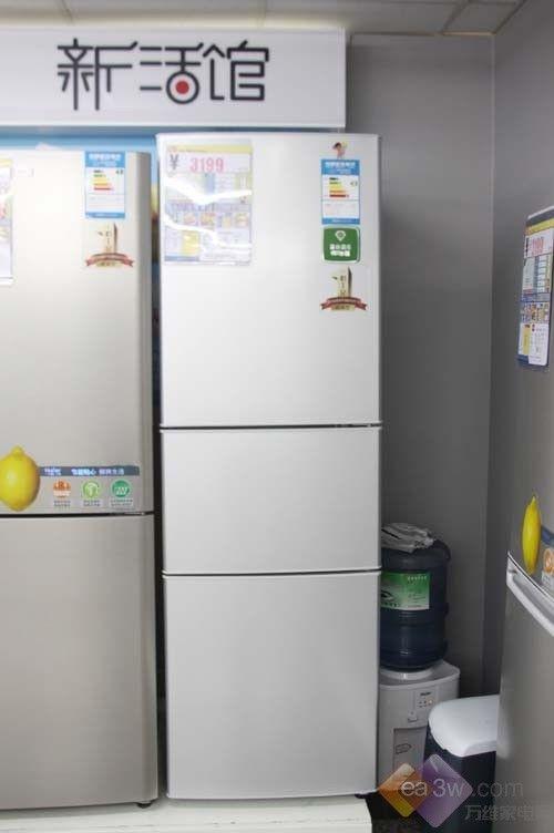 海尔首台速冻007冰箱 国美电器热卖中