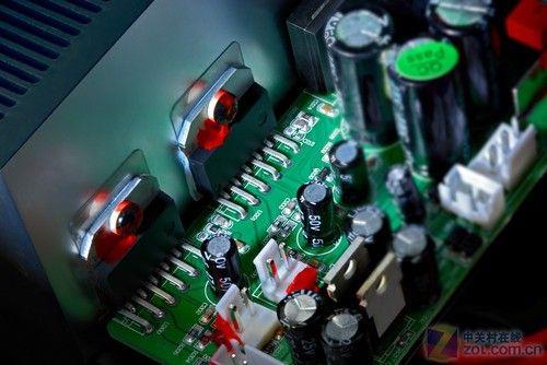 核心的力量 惠威h5功放电路全面解析