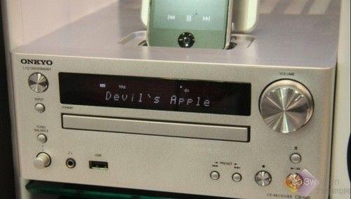 由dr-645 dvd播放机与双声道扬声器d-635组成.