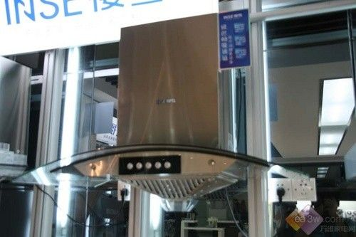唯美弧形玻璃 樱雪抽油烟机D09A推荐