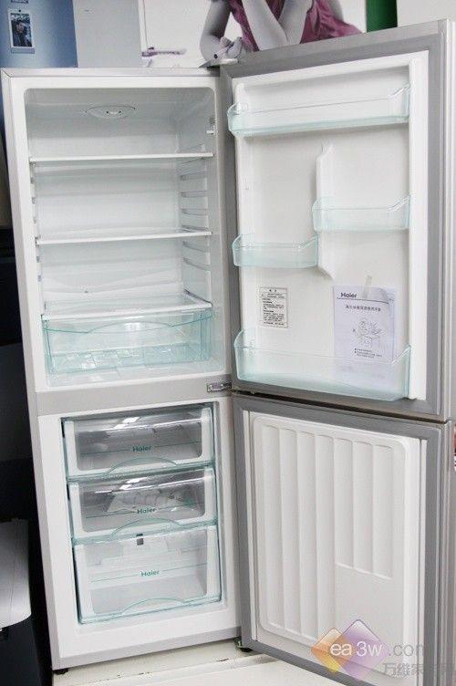家电下乡产品受关注 海尔清新冰箱热卖