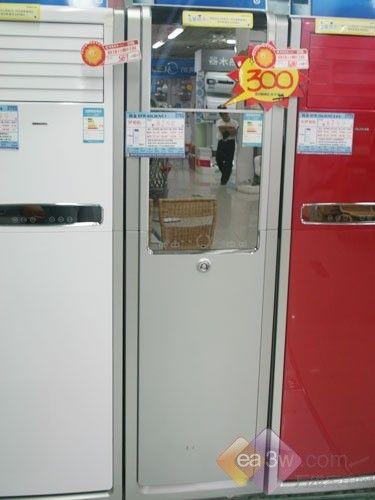 直降300元 科龙2匹柜式空调卖场促销