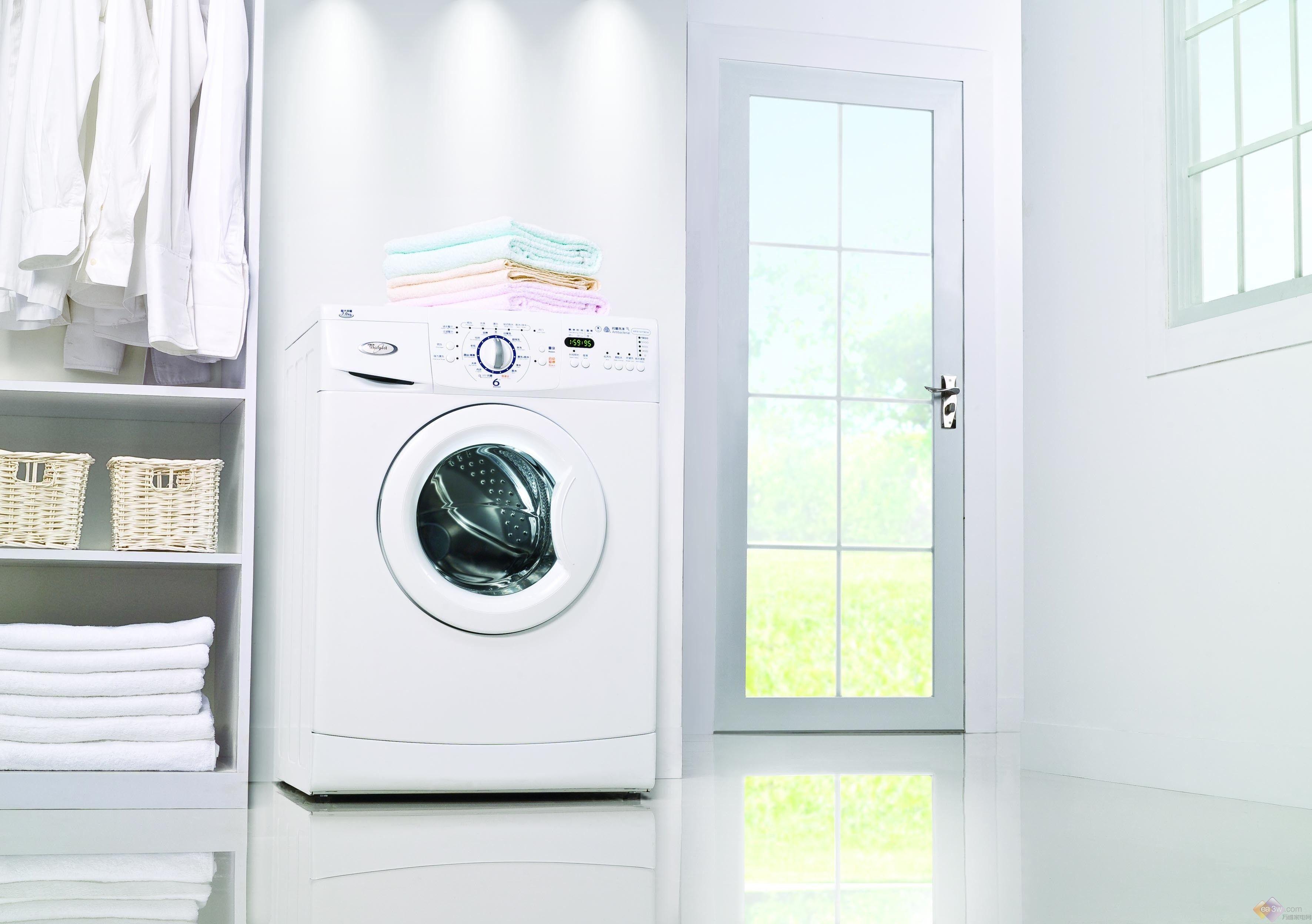 公斤大容量洗衣机成为未来市场主流