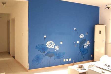 手把手教你画手绘墙
