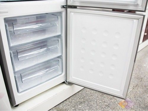 三星新两门冰箱 风冷无霜技术作保证
