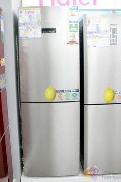 海尔两门冰箱推荐 无霜设计更便利