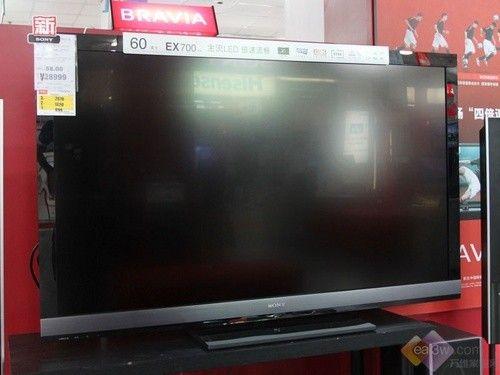 直降7000元 索尼60EX700液晶双节特惠