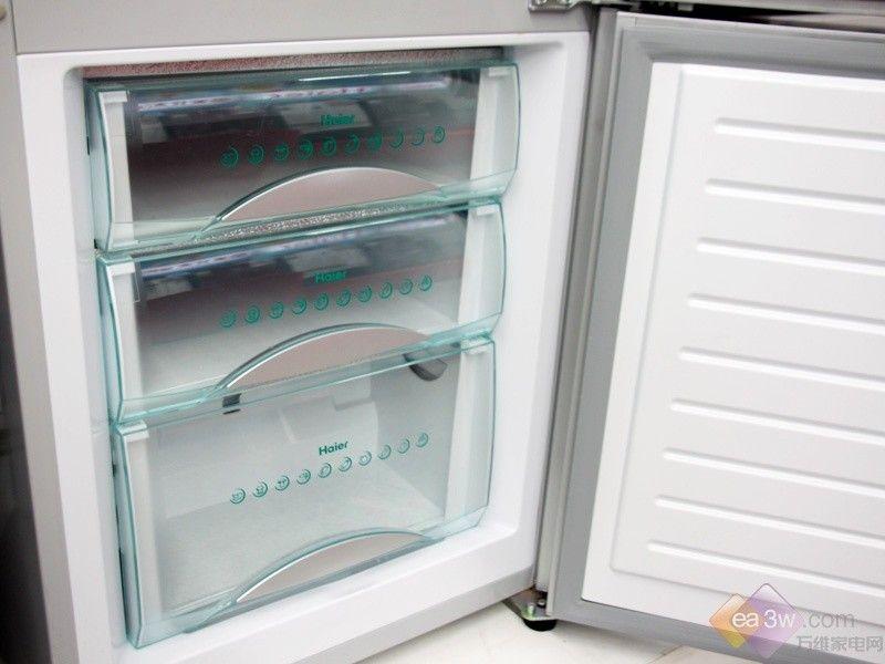 海尔彩晶王子冰箱 元旦后依然抢手