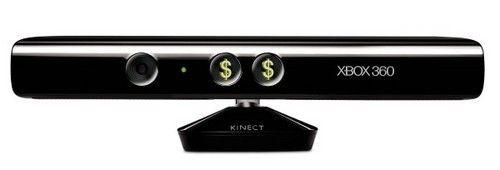 销售前景一片光明 微软狂卖Kinect机