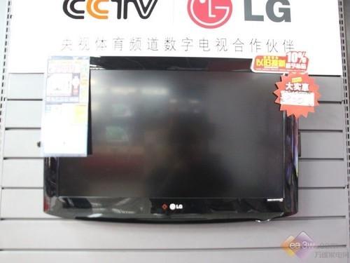 淡季直降700元 LG32LD320液晶狂促销