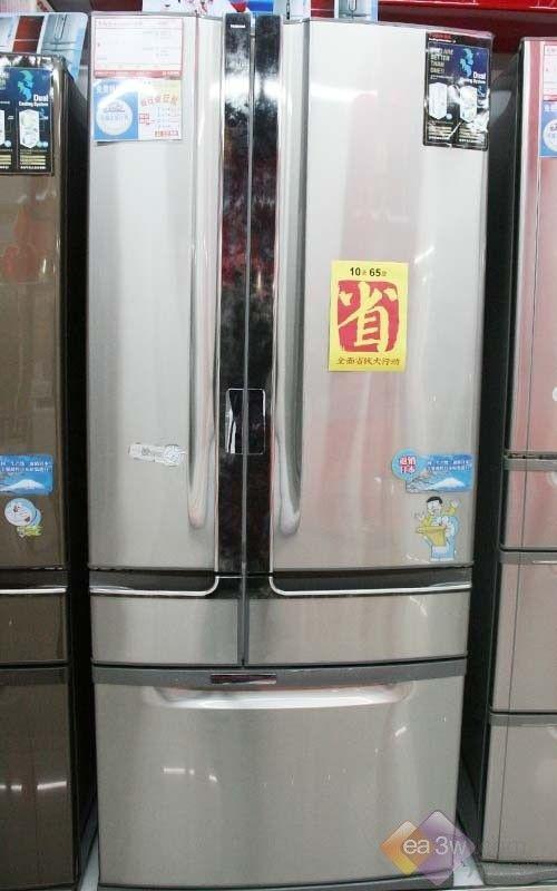人性化设计 东芝新冰典412L豪华冰箱