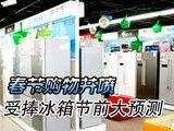 春节购物井喷 受捧冰箱节前大预测