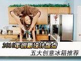 2010年创新设计盘点 五大创意冰箱推荐