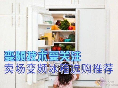变频技术受关注 卖场变频冰箱选购推荐