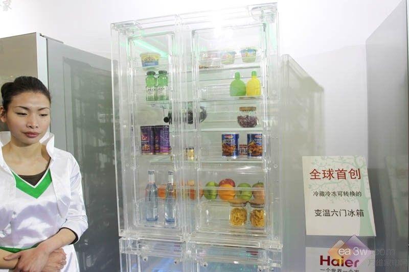 海尔冰箱三角形指示灯什么意思  海尔冰箱bcd-206tc f夏天温度怎么
