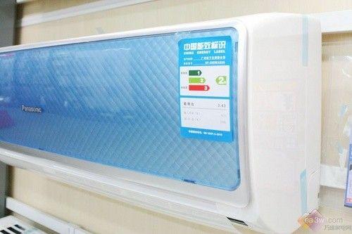 新品卖场低价开促 松下空调国美促销