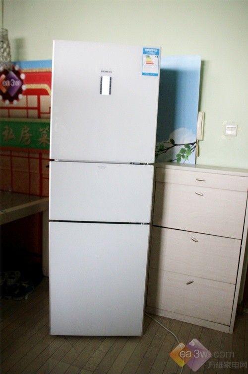 独家揭秘 2011西门子首发三门冰箱美图秀