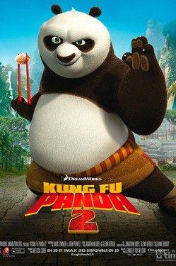 功夫熊猫的简笔画法