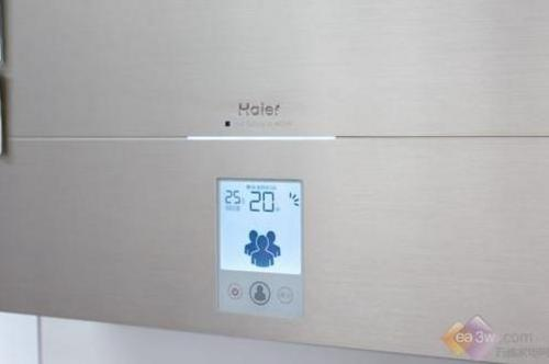 快速加热技术 海尔别致3D电热水器