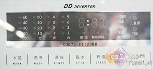 三洋(sanyo) xqg75-f1128bw洗衣机图片欣赏,图1-万维