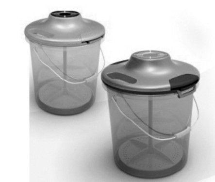 水桶还是垃圾桶?另类迷你洗衣机曝光