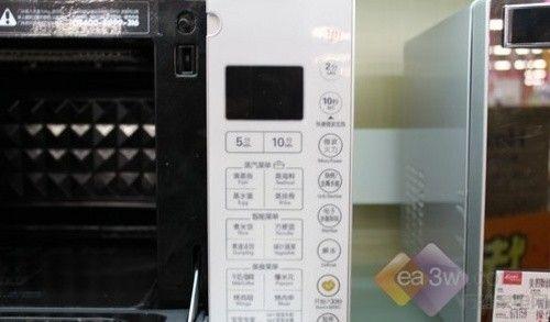 美的变频微波炉1599元