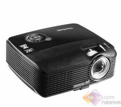 3D投影超视觉感受 优派PJD5152售4599元
