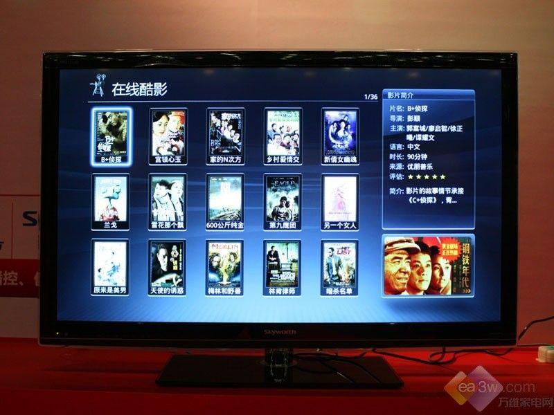 中国互联网电视服务标准浮出水面图片