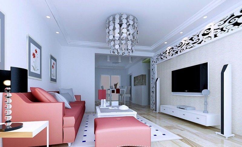 电视墙通常是为了弥补客厅中电视机背景墙面的空旷,同时起到修饰客厅的作用。因为电视墙是家人目光注视最多的地方,长年累月地看也会让人厌烦,所以其装修就尤为讲究。万维家电网整理的样板间背景墙家具设计,搭配简约的居室风格,恰如其分地体现华贵气质,让人感到悠然自得。