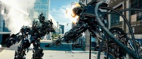 《变形金刚3》曝新海报 北美上映在即