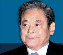 李健熙/三星电子会长李健熙(69岁)