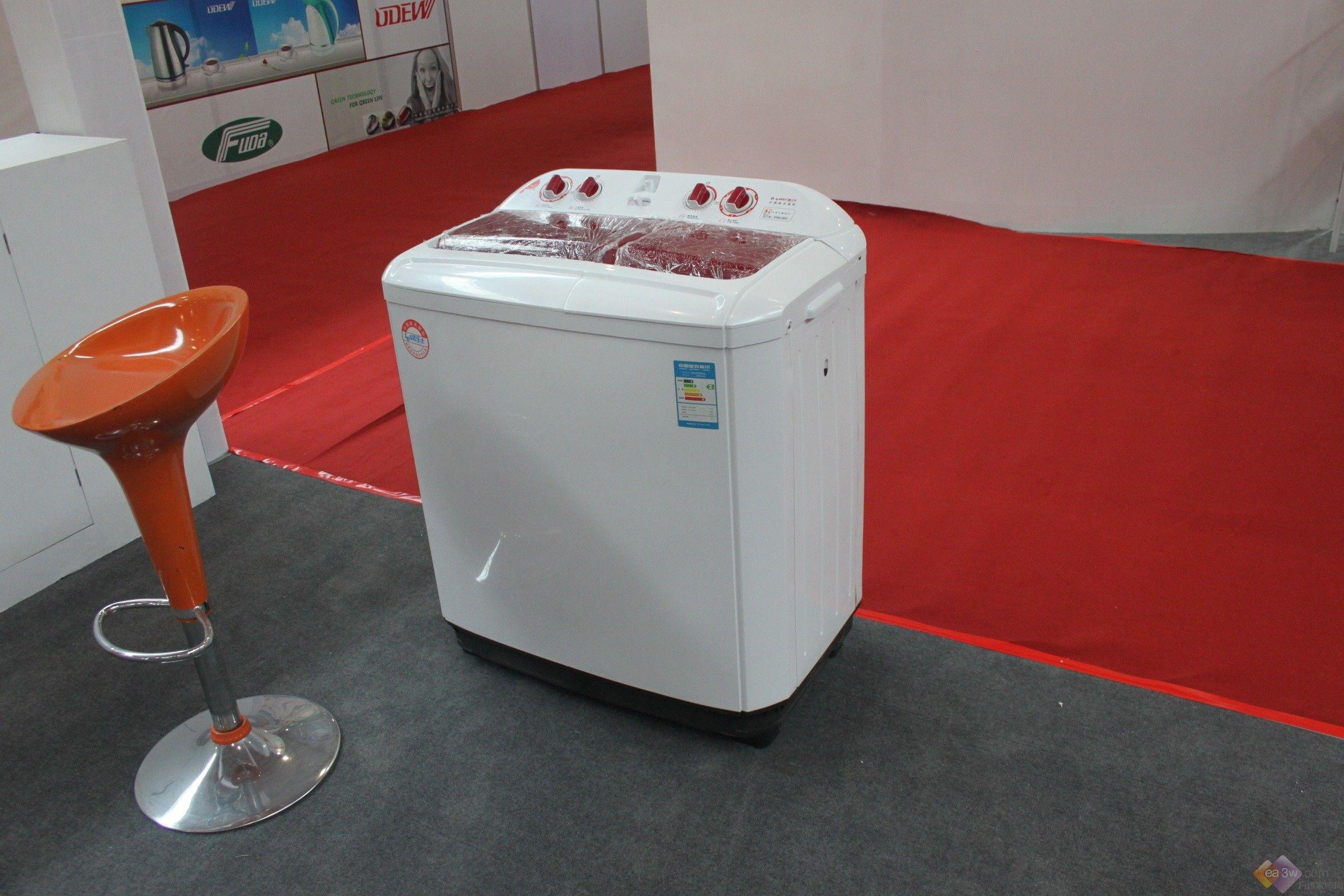 2011sinoces:乐士喜十年洗衣机参展