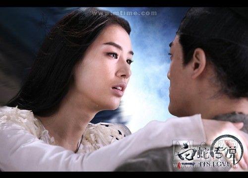 《白蛇传说》,继之前戛纳电影节曝光的人物版海报之后,美丽动人,天真
