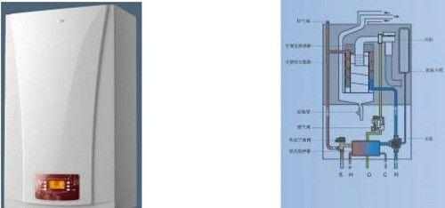 海尔热水器:全预混冷凝燃气解决方案图片图片