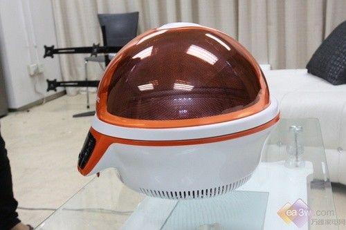 格兰仕全球首款球形时尚微波炉评测
