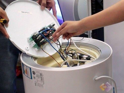 给力的3d速热 海尔热水器体验会报道
