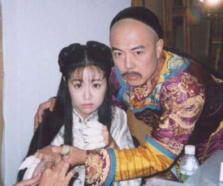 无法超越的经典老《还珠格格》罕见表情女熊猫剧照图片包图片