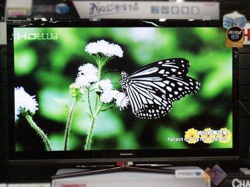 3D多屏互动 长虹55寸液晶电视9990元
