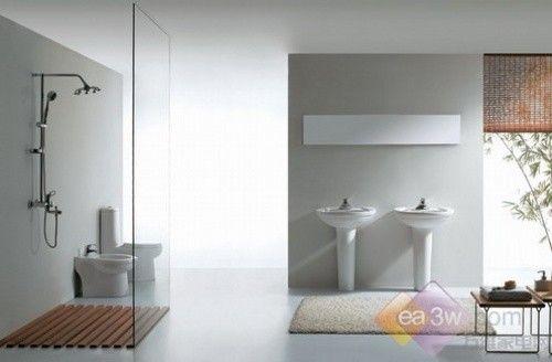 卫浴装修要得当!卫浴3大件该怎么选