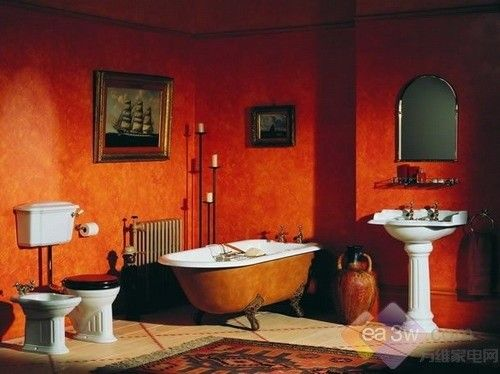 给你不一样的空间 经典卫浴装修方案