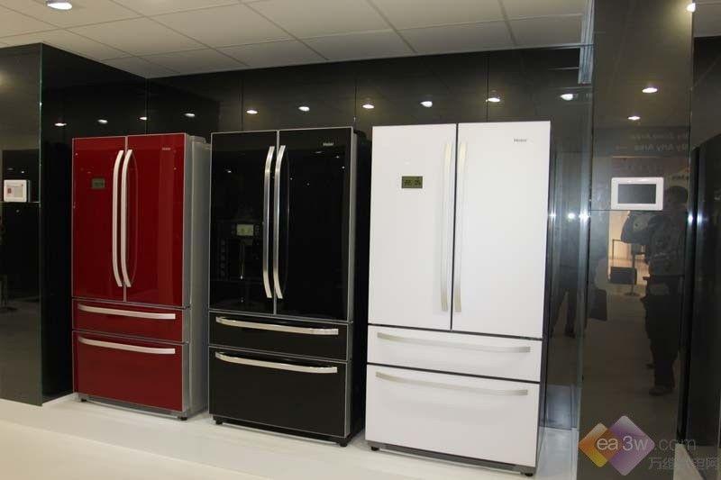 直击德国ifa 海尔冰箱彩绘产品惊艳亮相
