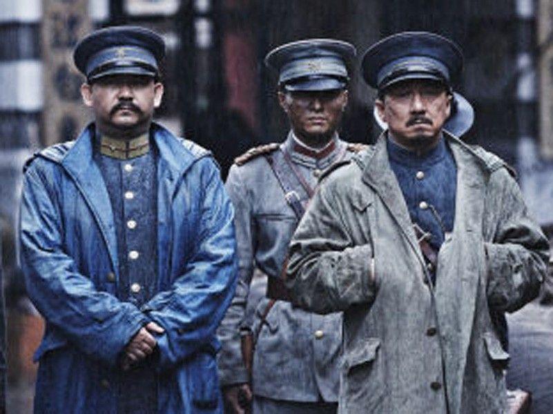 成龙的第100部电影+《辛亥革命》剧照第7张图片