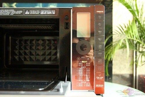 唯美变频 美的蒸立方微波炉深度评测