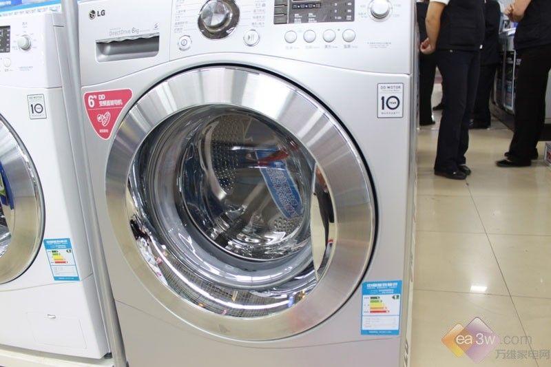 lg滚筒洗衣机10月报价