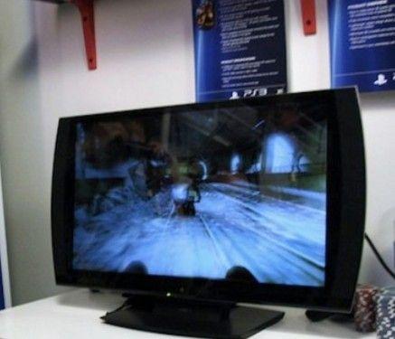 索尼PSP放大版 PS 3D显示器下月上架