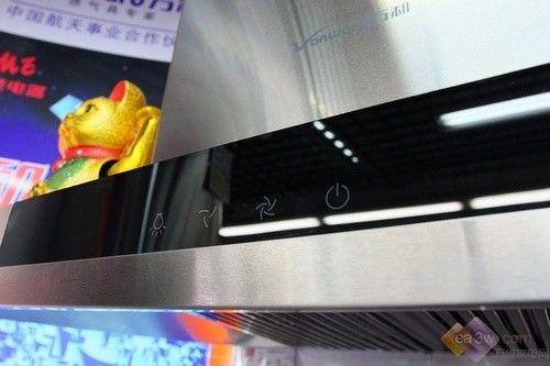 万和CXW-200-X06E油烟机卖场评测
