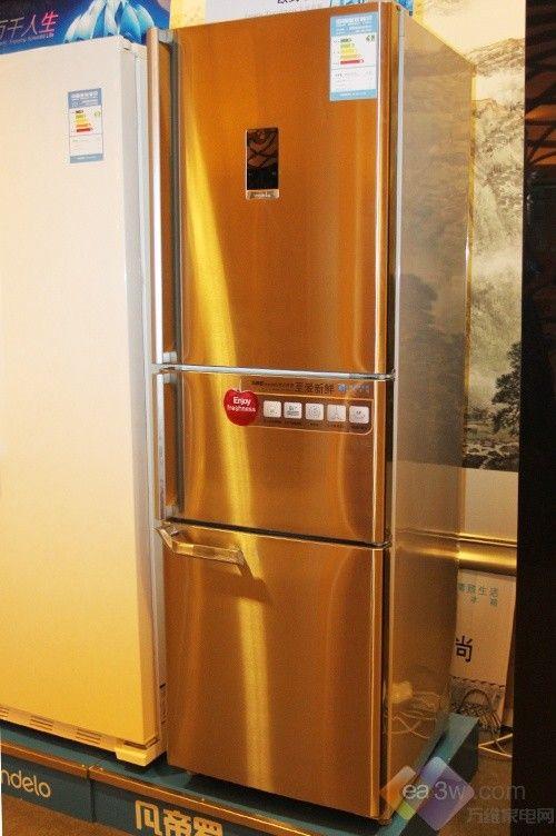 新凡帝罗诞生 美的新款三门冰箱简评