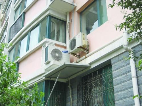 专家献身说法 空调室外机放置大有玄机