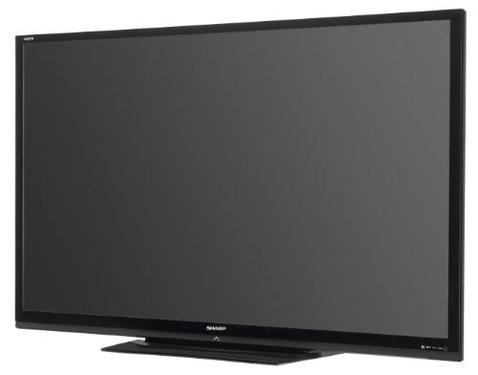 80寸电视?夏普6月将在本国开始销售